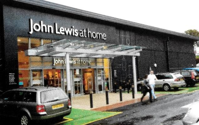The exterior of the brand new Jl at home Tunbridge Wells