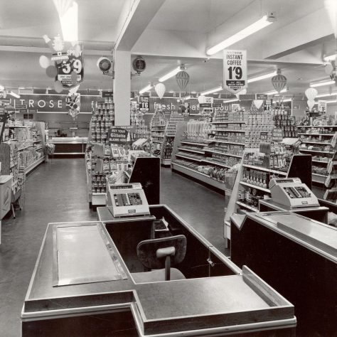 Waitrose North Watford. | JLP Archive Collection