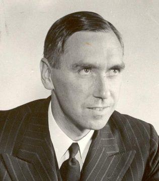 Michael (Metford) Watkins in the 1940s