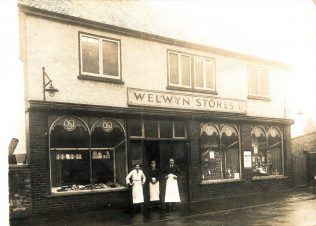 The Bray brothers, Welwyn Stores, Broadway Hatfield, c1931 | Mrs Jean Pestle