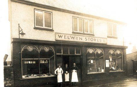 Welwyn Stores: Hatfield