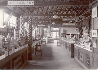 Vegetarian and Health food department | JLP Archives