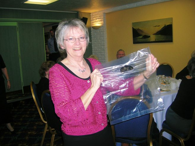 Diane Wise (ARC) - Designer Handbag (clear carrier bag) | JLP Archive Collection