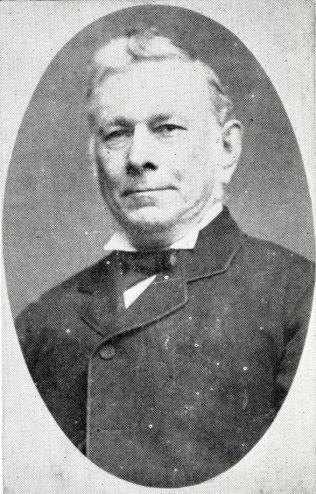Mr Zebedee Jessop