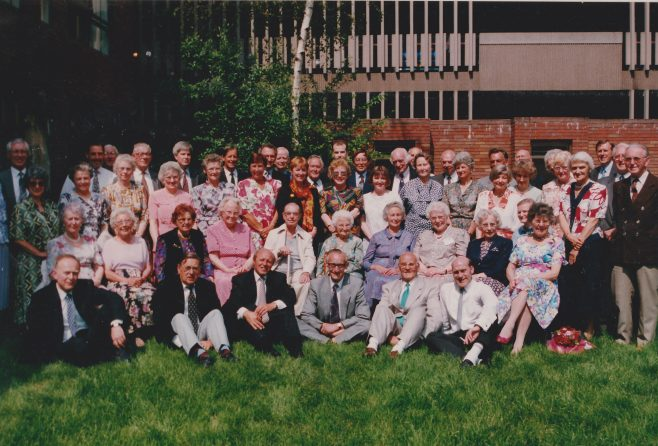 Waterloo Club Lunch 1994