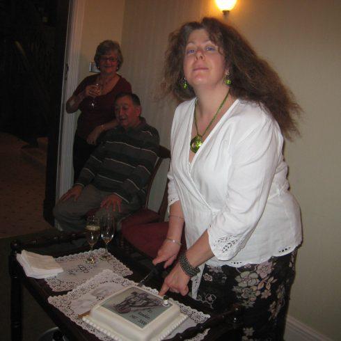 21st Anniversary of the Robert Sayle Rambling Club