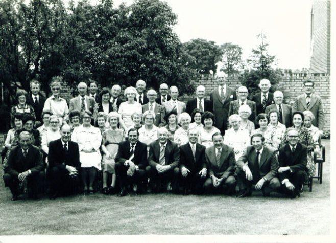 Waterloo Club Lunch 1978