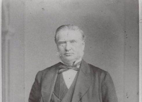 Robert Sayle, originator of the store on this site in St Andrews Street, Cambridge