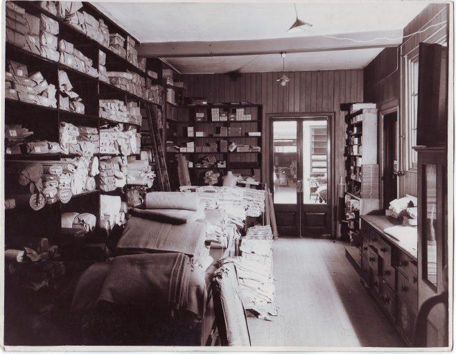 Drapery Department, Robert Sayle