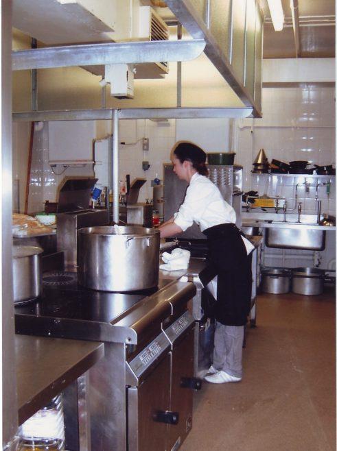 Working Kitchens at Robert Sayle