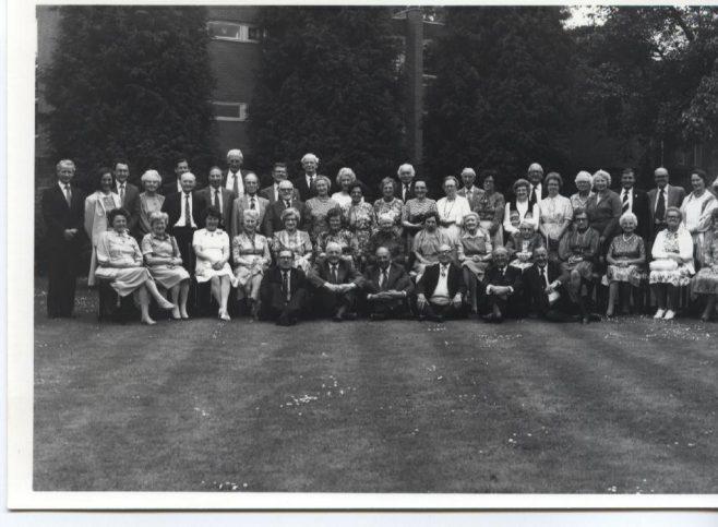 Waterloo Club Lunch 1983