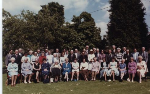 Waterloo Club Lunch 1984