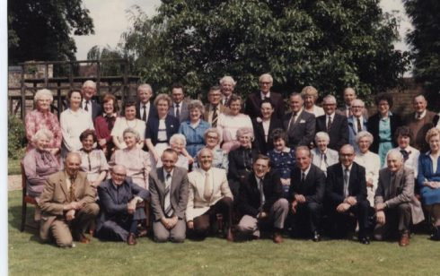 Waterloo Club Lunch 1985