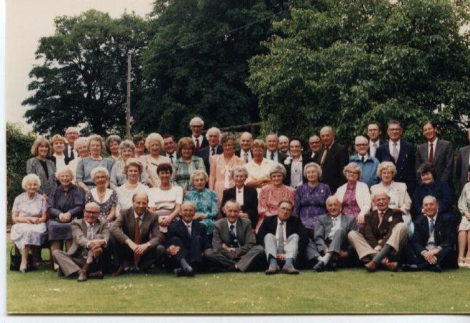 Waterloo Club Lunch 1987