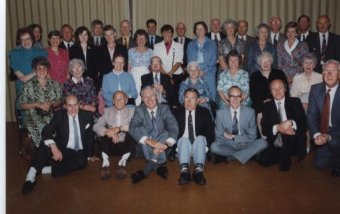 Waterloo Club/25 years service Lunch 1993