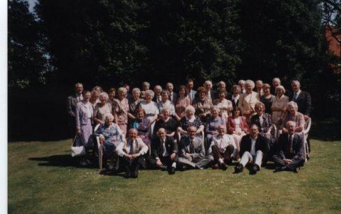 Waterloo Club/25 years service Lunch 1995