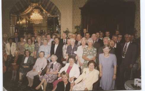 Waterloo Club/25 years service Lunch 1997