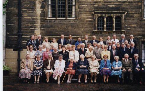 Waterloo/25 years service Club Lunch 1998