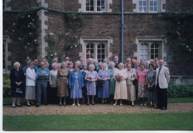 Waterloo/25 years service Club Lunch 1999