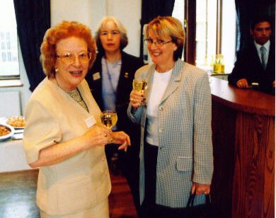 Waterloo Club Luncheon at Emmanuel College 2000