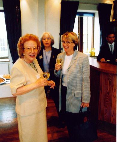 Waterloo Club Luncheon at Emmanuel College 2000