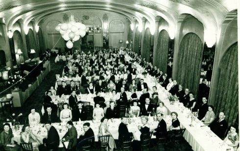 Dinner Dance At Dorothy Ballroom