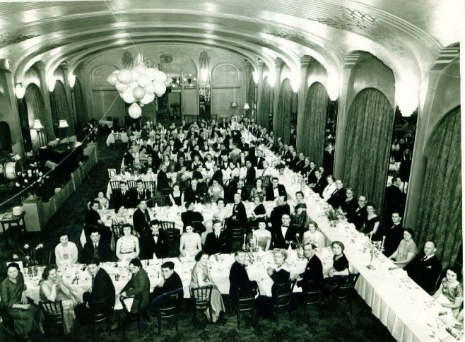 Dinner Dance At Dorothy Ballroom