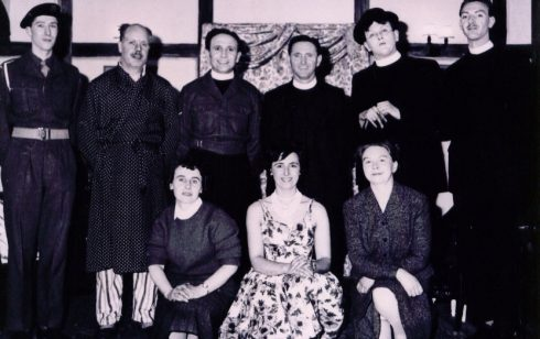 Amateur Dramatic Production of See How They Run which was performed at The Masonic Hall