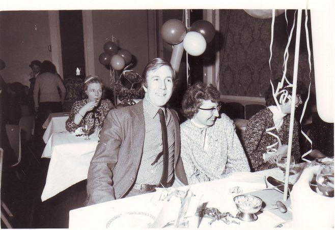 Robert Sayle Christmas Party