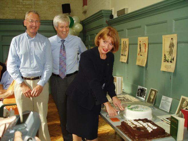 75th Anniversary Celebrations - Three Robert Sayle Managing Directors.