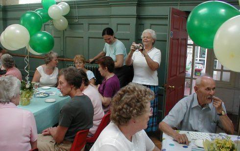 75th Anniversary Celebrations