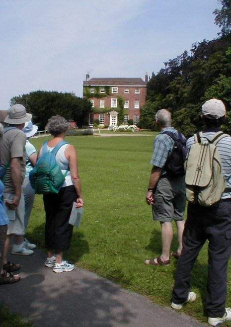 Rambling Club Visit to Saffron Walden