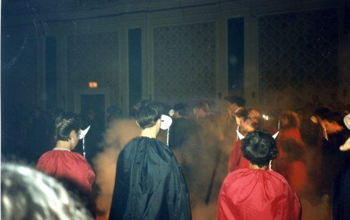 Robert Sayle Revue finale 1987