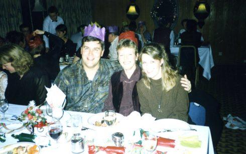 Robert Sayle Cash Office Partners, enjoy the Christmas Party.