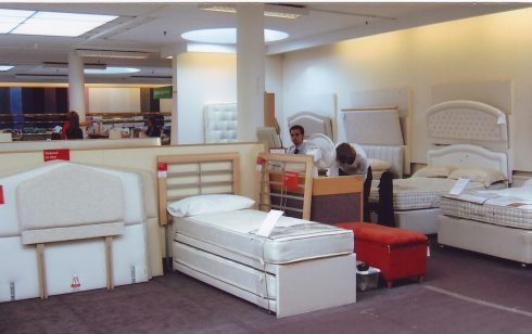 Robert Sayle Beds Department