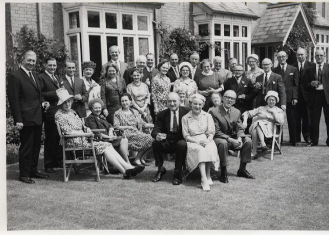 Waterloo Club Lunch 1964