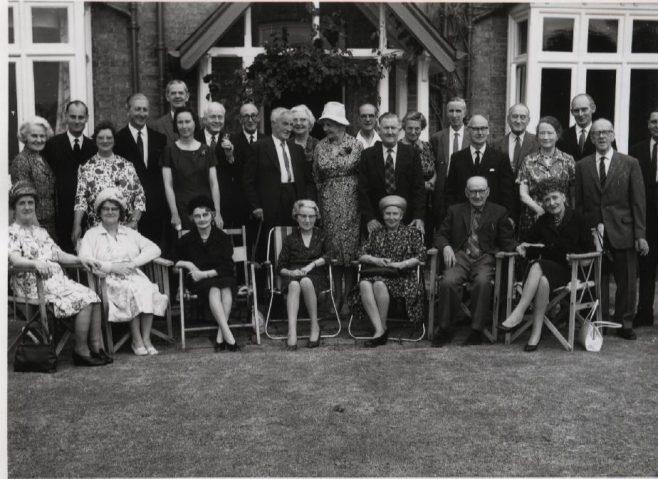 Waterloo Club Lunch 1965
