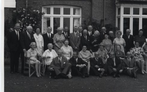 Waterloo Club Lunch 1967