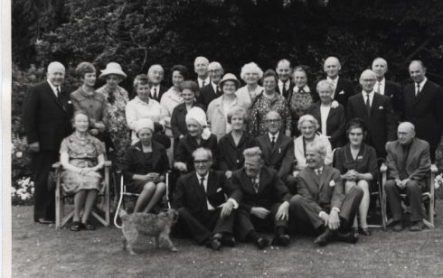 Waterloo Club Lunch 1968
