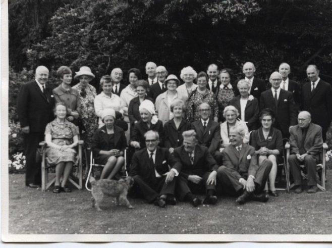 Waterloo Club Lunch 1968