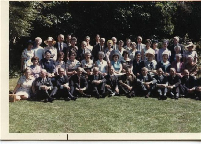 Waterloo Club Lunch 1974