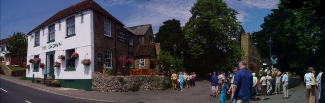 Pensioners outing to Canterbury