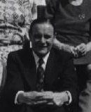 Bill Rock who is remembered by Barry Shipp in the Dress Fabrics department