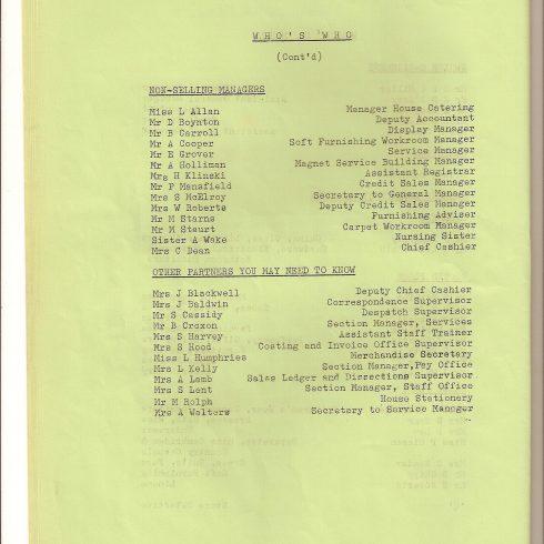 Bridge Course 1977