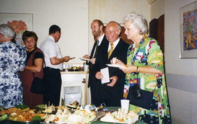 Jim Starr's Retirement Party 1996