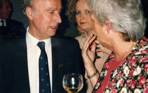 Jim Starr, Janice Wall and Vilma Morgan