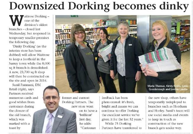 Dinky Dorking