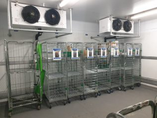 Chiller (cold store)
