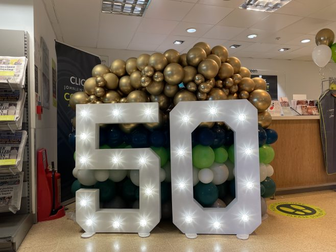 Hall Green's 50th Anniversary