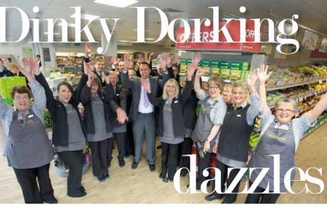Dinky Dorking dazzlers